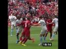 Гол Старриджа в ворота «Вест Хэма» первым касанием | TAV