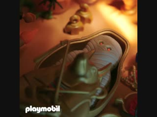 Пирамида фараона от Playmobil