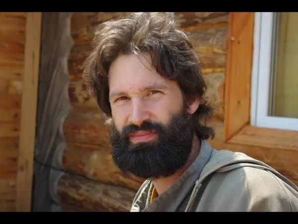 Дневничок №14. Тайна мужской бороды или Зачем мужчине длинные волосы и борода. [1] 2017
