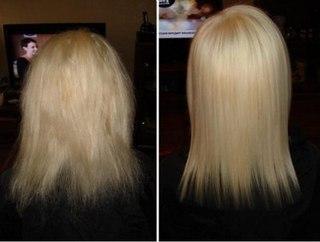 Как восстановить волосы после
