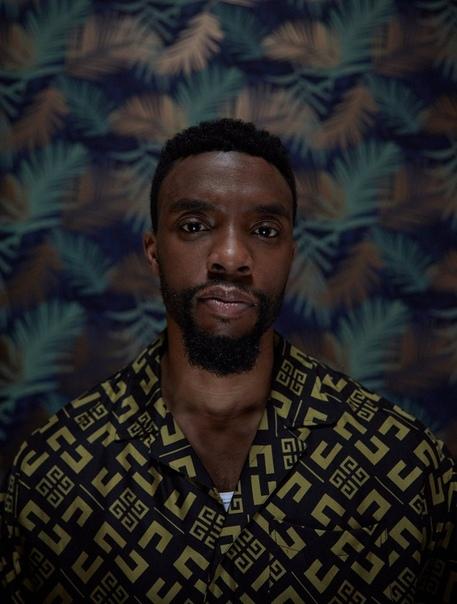 Chadwic Boseman The New Yor Times, 2019