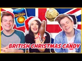 BRITISH CHRISTMAS CANDY ft. Cherry Wallis NikiNSammy