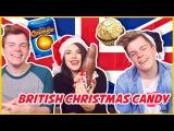 BRITISH CHRISTMAS CANDY ft. Cherry Wallis NikiNSammy