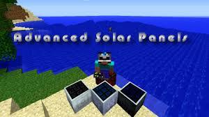 Мод На Солнечные Панели Для Minecraft 1.7.10 ...