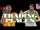NBA trade rumors Cavs, T-Wolves Kevin Love for Andrew Wiggins trade all but official