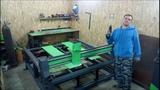 Чпу станок своими руками 1700х1600мм CNC machine do-it-yourself 1700x1600mm
