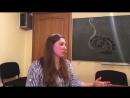 Беседа о жизни детей с зачатия до рождения - Александра Романова instagram/to4ka.ots4eta