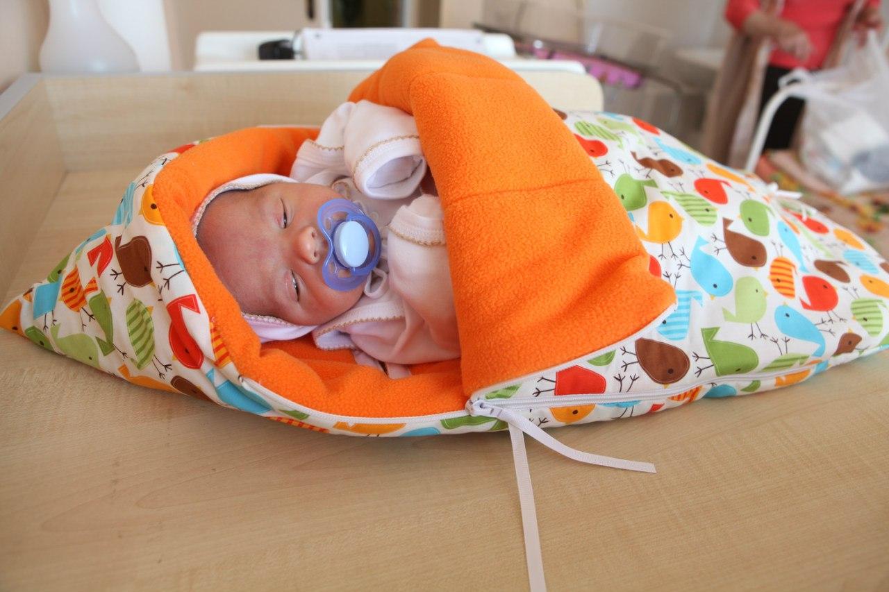 Как сшить конверт для новорожденного своими руками выкройки