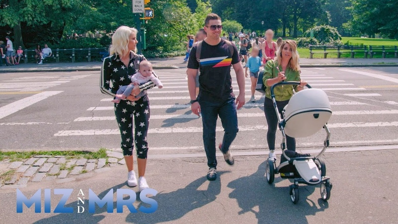 [BMBA] Monroe visits New York's Central Park for the first time: Miz Mrs. Preview Clip, April 2, 2019