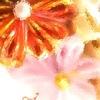 Anna Ingwaz: канзаши, цветы из ткани, бижутерия