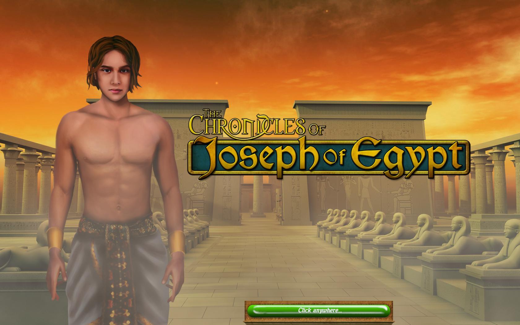 The Chronicles of Joseph of Egypt (En)