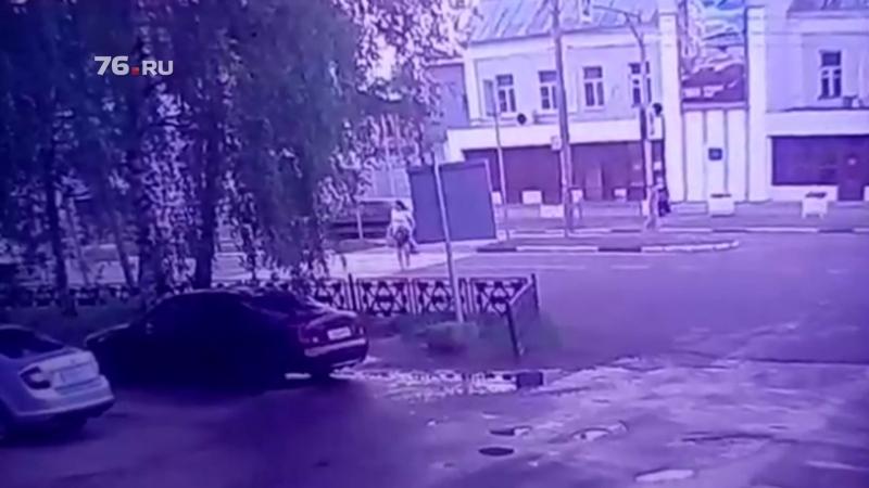 В Ярославле сбили детского врача