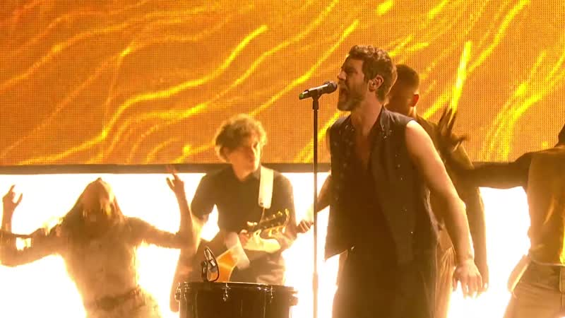 Take That - Let In The Sun (Live at The BRIT Awards 2015)