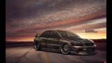 Need for Speed Underground 2 - Mitsubishi Motors Lancer Evolution V (Tuning, Drift, Drag, Race)