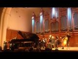 Фрагмент концерта Камерного ансамбля