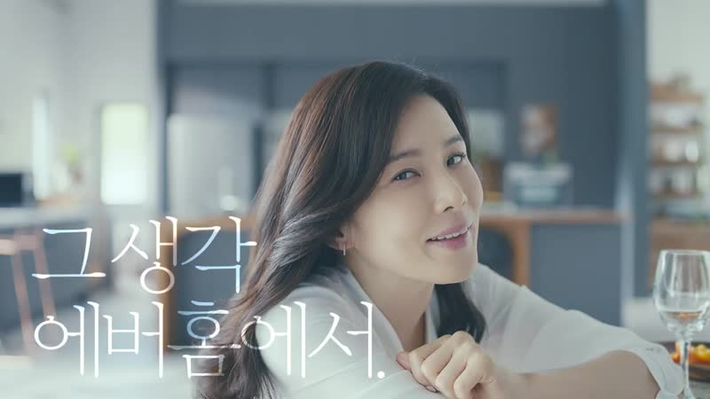 2019 Ли Бо Ён для «Everhome».