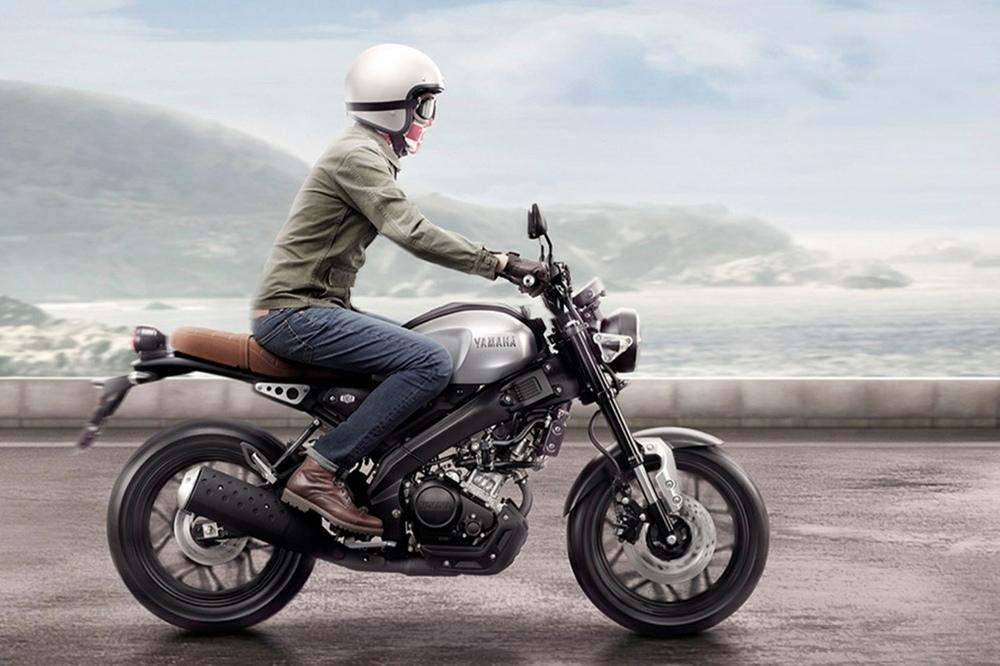 Yamaha XSR 155 представили на Филиппинах