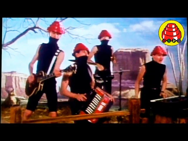 Devo Whip It Official Video