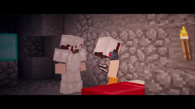 [v-s.mobi]🤓 Minecraft сериал Гриферы, эпизод 1.mp4