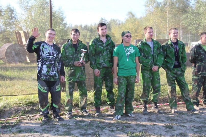 пейнтбольная команда игры пейнтбол Иваново