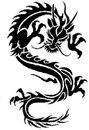 """Оригинал - Схема вышивки  """"Китайский дракон """" - Схемы автора  """"Kukla_Barbi """" - Вышивка крестом."""