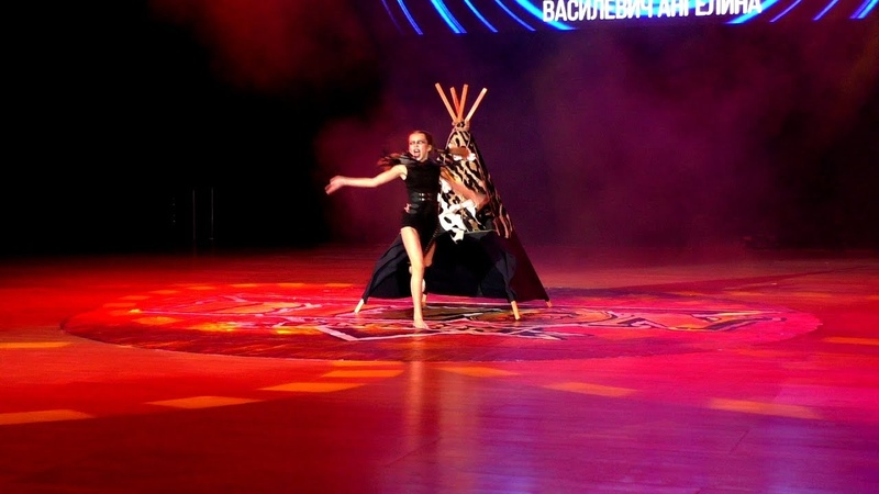 Ангелина Василевич / Танцевальная премия Беларуси BIZON 2018 (Минск, 30.11.2018)
