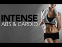 Intense ABS CARDIO   Home HIIT   Shed Excess Stomach Fat