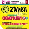 Open Air ZUMBA® Fitness Party