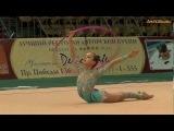 ROMANOVA Eleonora (UKR) Hoop -2010 World Cup Kiev
