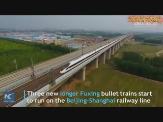 This is How Fast China Can Innovate! Watch These New High-Speed Trains and Railway Projects in China
