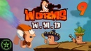 The Moist Flanks - Worms W.M.D. (9) | Let's Play
