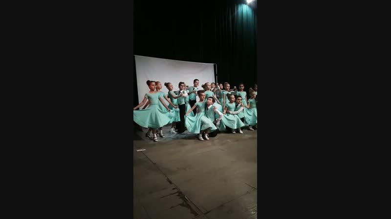 Live Народный ансамбль бального танца Пролисок