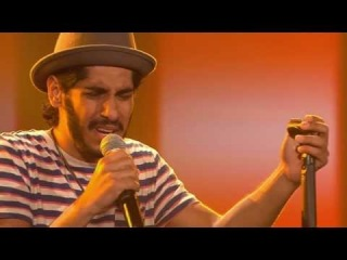 Juri Rother - Higher Love | The Voice of Germany 2013 | Blind Audition