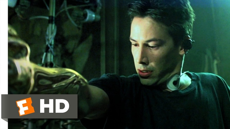 The Matrix 3 9 Movie CLIP Waking from the Dream 1999 HD