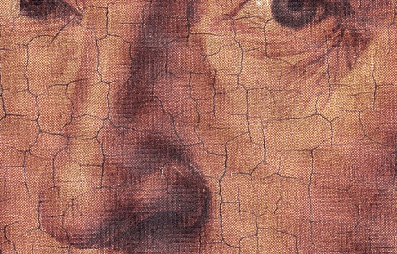 CASA DE GARCIA: #art #словарь - Кракелюр