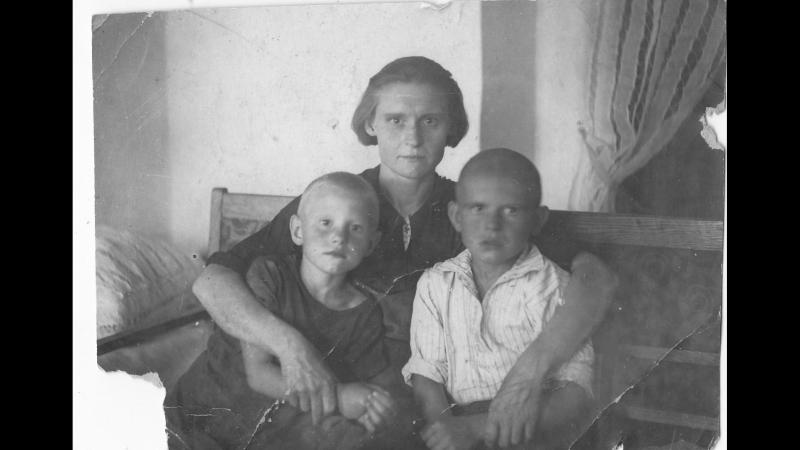 Дети войны М И Коробейникова и В И Кузнецов