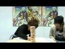 Tachibana Shinnosuke & Okamoto Nobuhiko - Jenga game