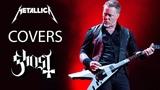 Metallica Frontman James Hetfield Covers Ghost Rock Feed