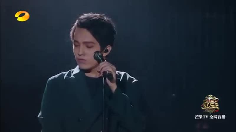 迪玛希《一个忧伤者的求救》 -《歌手2017》第1期 单曲纯享版The Singer【我是歌手官方频道】