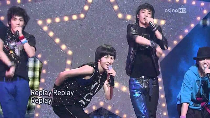 [08.05.25] SHINee - Noona Is So Pretty (Replay) [HD]