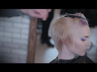 DEMETRIUS _ Стрижка пикси _ Женская стрижка на короткие волосы
