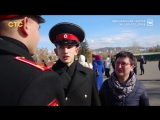 Суворовское военное училище 1. Присяга.