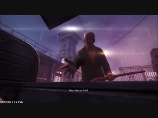 Wolfenstein The New Order Action Clip - Johnny Cash - God's Gonna Cut You Down