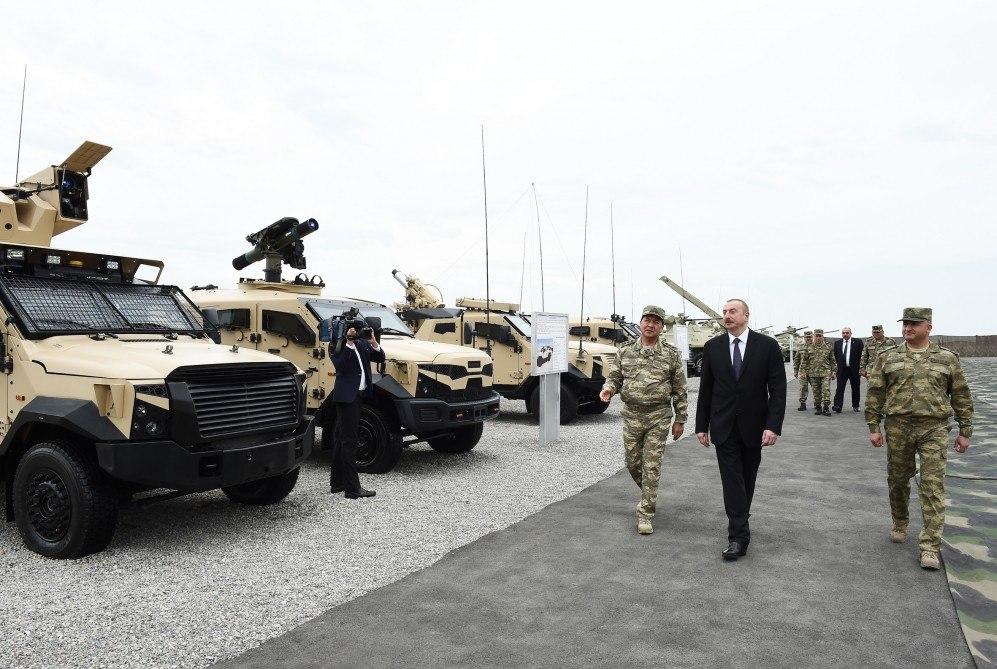 Продемонстрирован противотанковый ракетный комплекс Spike-ER азербайджанской армии Гроза, Р934УМ2, комплекс, SpikeER, производства, более, президента, противотанковый, ракетный, высокую, обнаружения, источников, Оригинал, точность, определения, направления, генерацию, движения, РП378АМ, скорость
