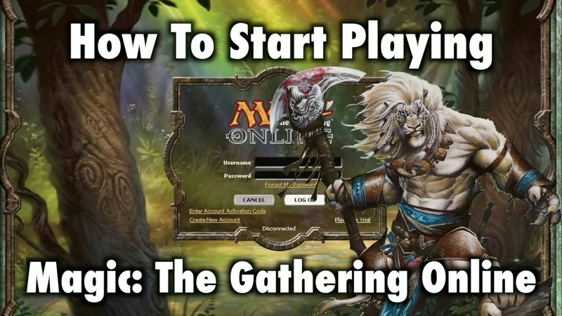 How To Start Playing On Magic: The Gathering Online - The MTGO Guide Part 1