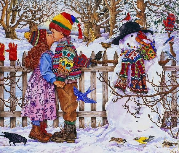 Желаю всем в новом году...