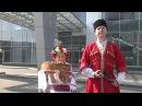 Впервые в истории аэропорта «Киев» открылся рейс в столицу Азербайджана - Баку