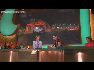 Floor Jansen In M (With Russian Subtitles)