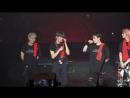 [VK][180526] MONSTA X - Ending Talk (Minhyuk focus) @ THE 2ND WORLD TOUR 'The Connect' in Seoul (D-1)