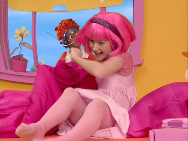Lazy town stephanie julianna rose mauriello porn